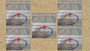 SEA-FISHING-5-2-HOOK-PULLY-PENNEL-RIGS-WITH-WEIGHT-LINK-CLIP