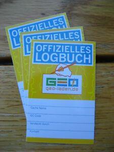 3-Stueck-Geocaching-Logbuch-Aufkleber-85-x-55-mm-Offizielles-Logbuch-Sticker