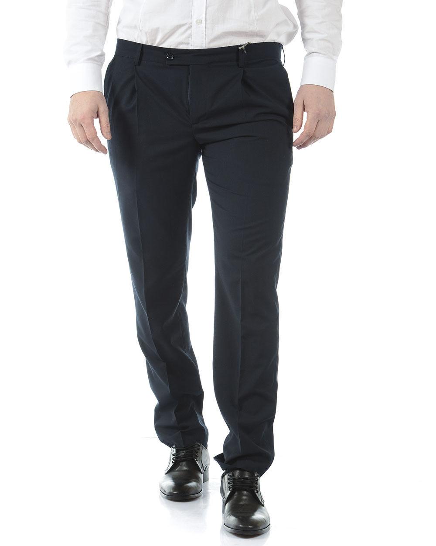 Pantaloni Daniele Alessandrini Jeans Trouser men blue P3398S17793701 123