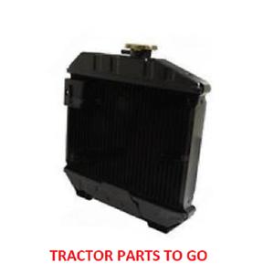 Details about YANMAR RADIATOR YM1500,YM1500D, RED, 124160-44501, 2TR15