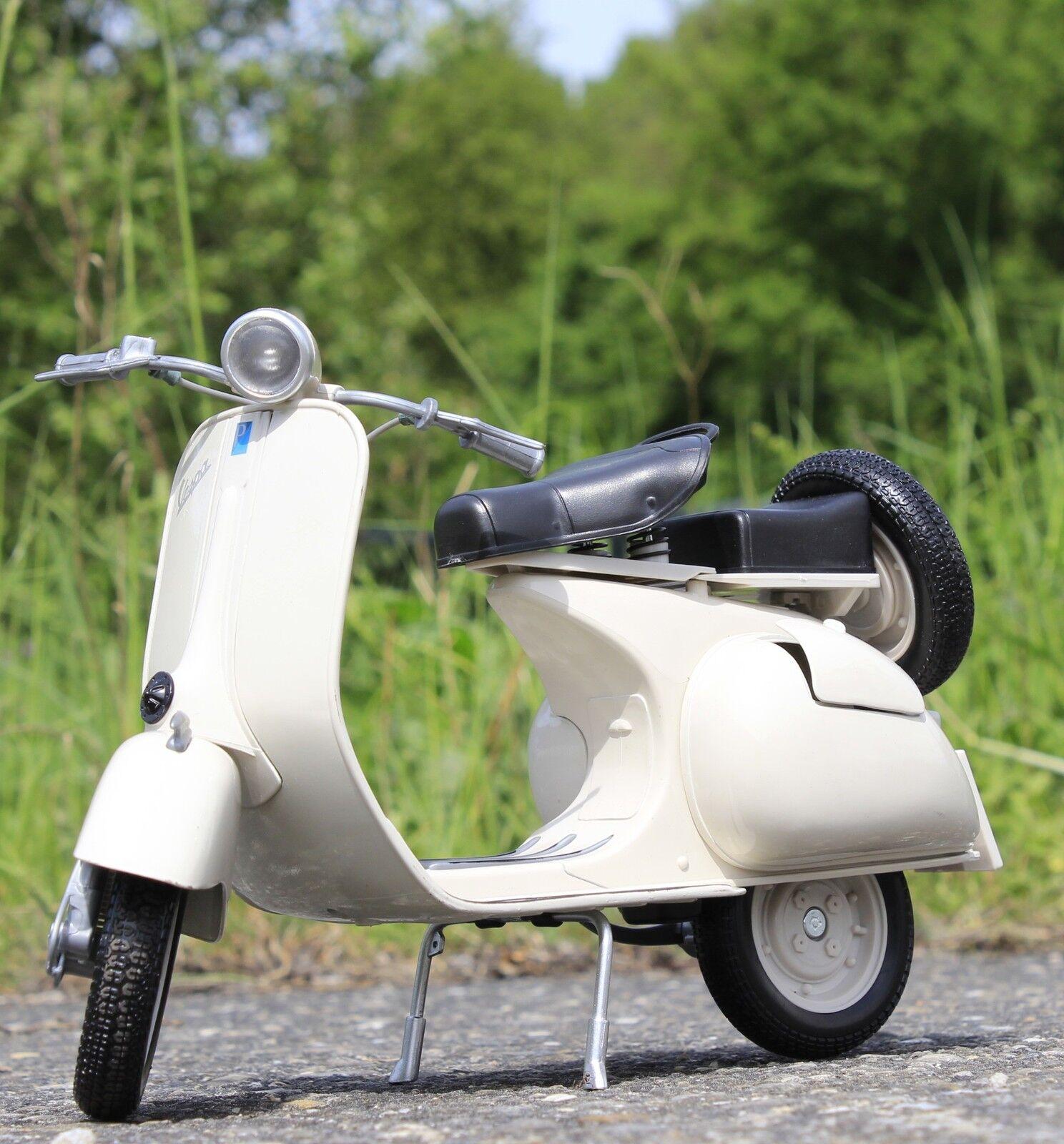 Stand-modèle-moto piaggio vespa 150 vl1t année-modèle 1955 longueur 30cm 49273