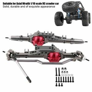 Model-Accessory-Part-Front-Rear-Axle-Shaft-for-Axial-Wraith-1-10-RC-Crawler-Car