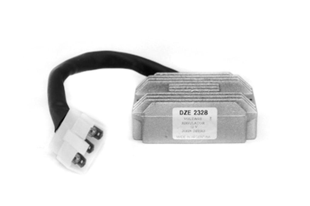 Regulador De Voltaje Para John Deere Repl m802471 650 750 rs5102 rs5104