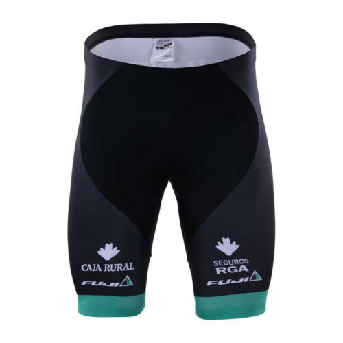 WL094 Road Men Team Bicycle Cycling Polyester GEL Padded Shorts