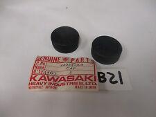 NOS Kawasaki F9 F11 F5 F7 Cap 44062-002 Set Of 2