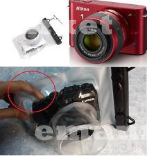 Camera waterproof underwater case pouch housing bag Nikon J1 V1 Panasonic GF3GF5