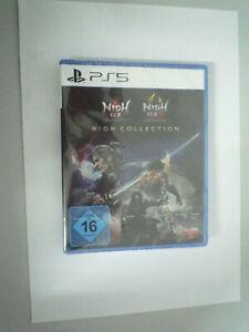 Nioh Collection für PS5 Playstation 5 NEU + OVP