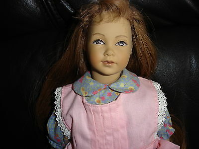 Imported From Abroad 12-14 Inheidi Ott Collectors Doll-brown ch Durable Service Pa5023