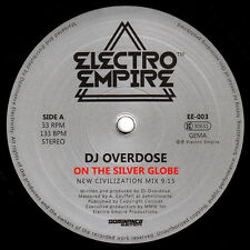 Electrofunk: DJ OVERDOSE - On The Silver Globe (Electro Empire) old school 80s