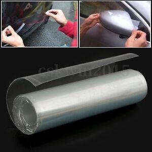 Auto-Lackschutzfolie-transparent-Folie-Selbstklebend-Steinschlagschutz