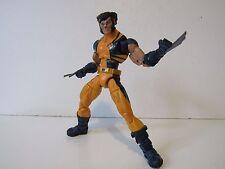 Marvel Legends Infinite X-Men Jubilee Baf Series TRU Unmasked Wolverine Figure