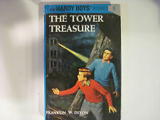 The Hardy Boys Ser.: The Tower Treasure 1 by Franklin W. Dixon (Hardcover)
