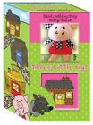 Early Learning Plush Boxed Set - Three Little Pigs by North Parade Publishing (Novelty book, 2014)