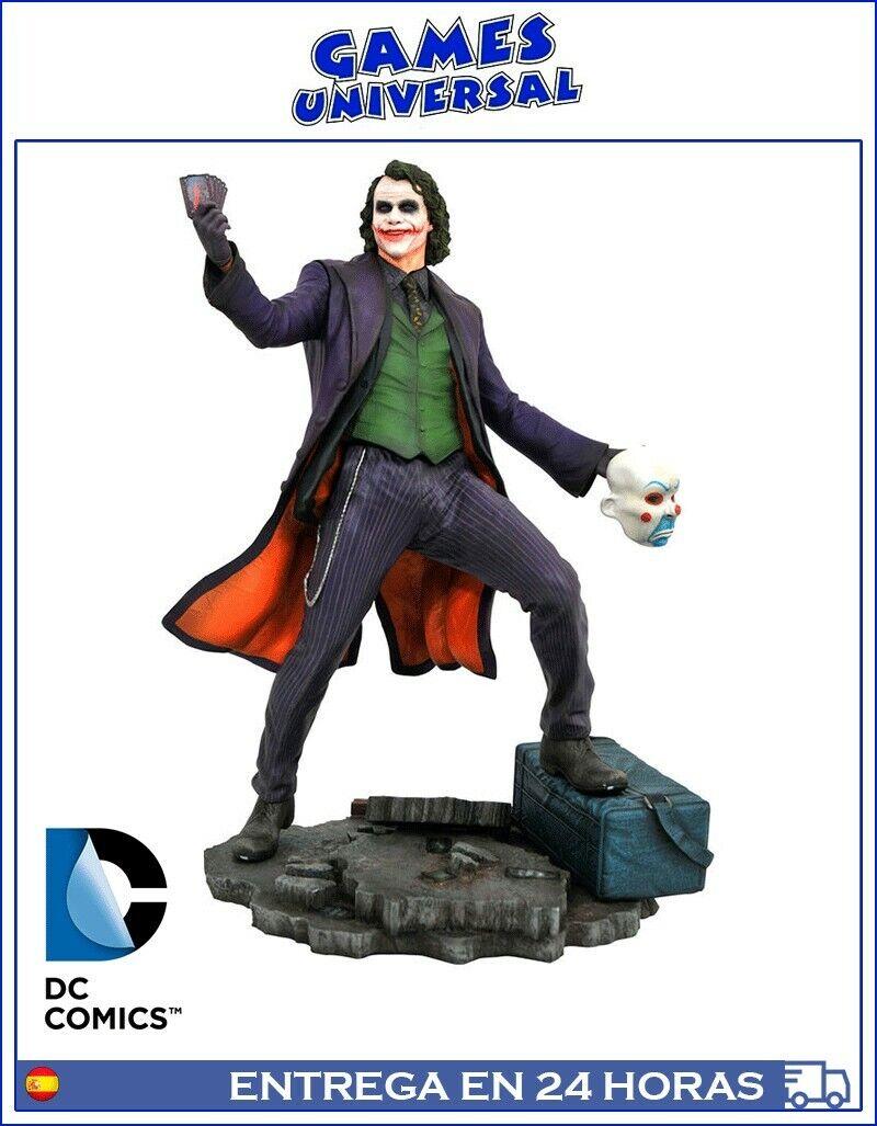 Joker Batuomo El Cabtuttiero Oscuro DC Comics diorama 23cm