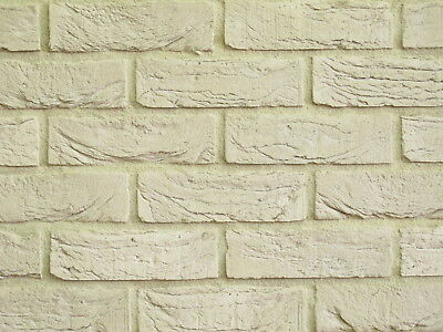 Fassade GroßZüGig Handform-verblender Wdf Bh875 Hellgrau Klinker Vormauersteine