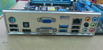1PCS IO BACK PLATE FOR  H97-PRO