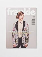 FRANKIE Magazine # 42 July/August 2011 Solange NEW
