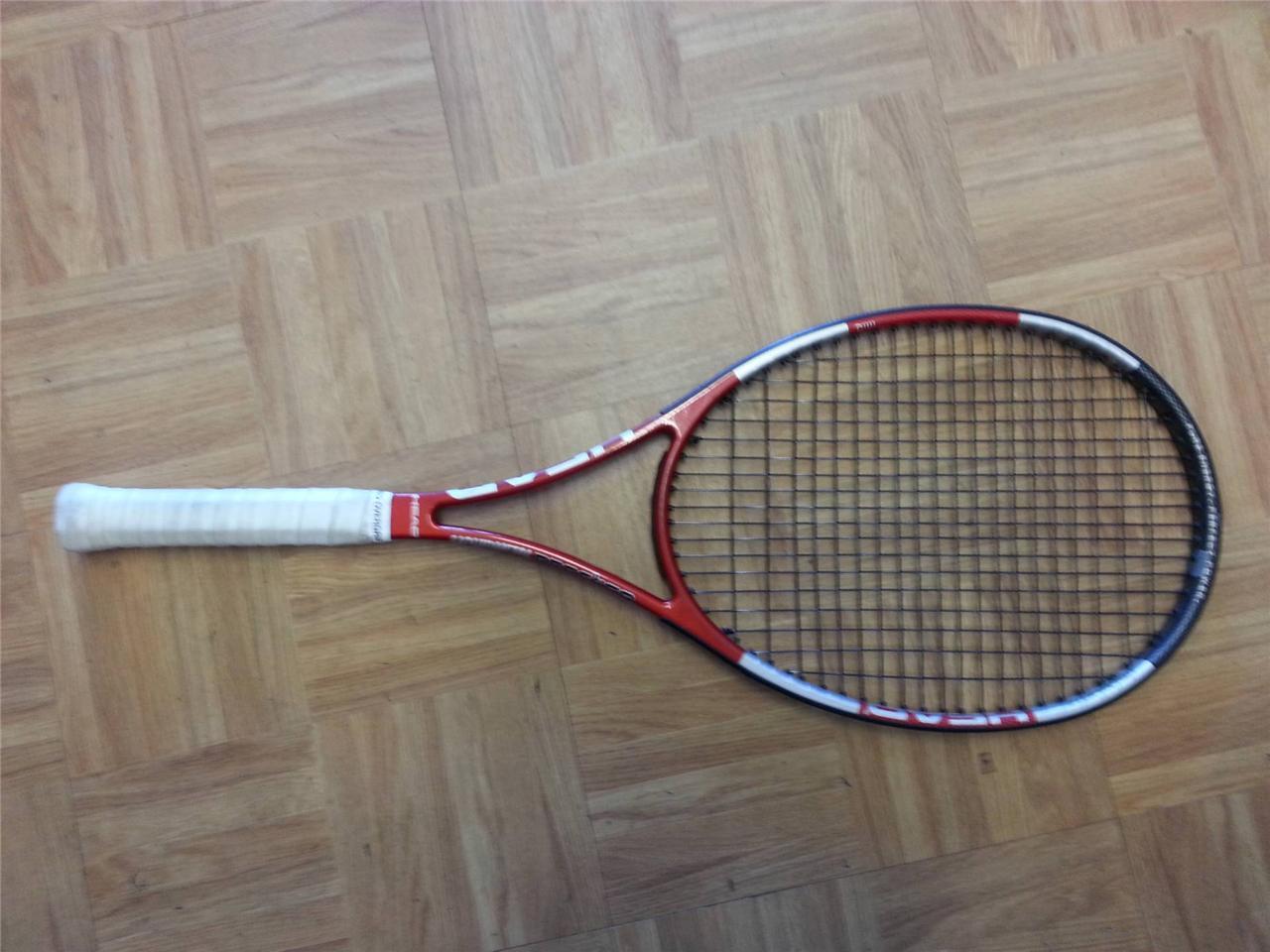 Head Liquidmetal in Prestige Midsize 93 Made in Liquidmetal Austria 4 3/8 grip Tennis Racquet 1da9c4