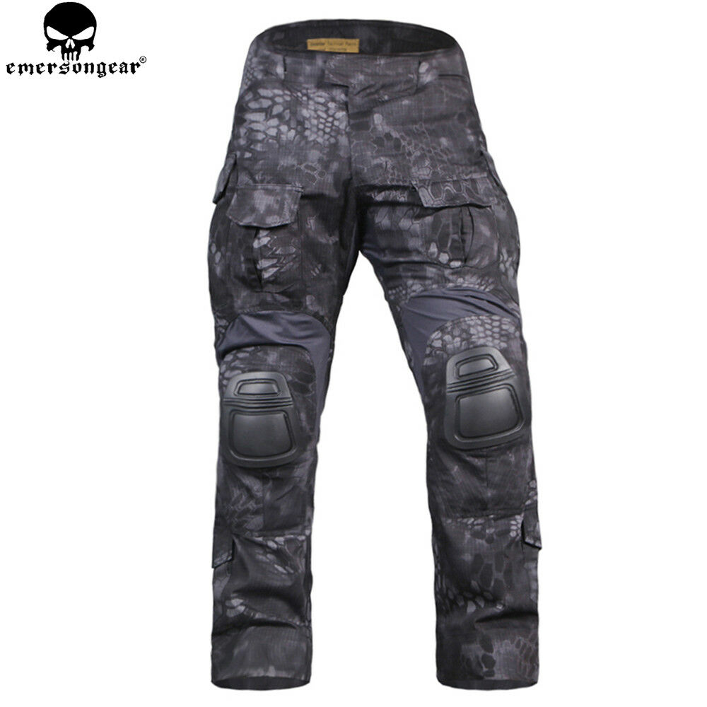 Tactical Pant Combat w   Knee Pad Gen3 Military Hunting Trouser Training Clothing  limited edition