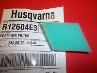 Poulan Foam Air Filter 530057781