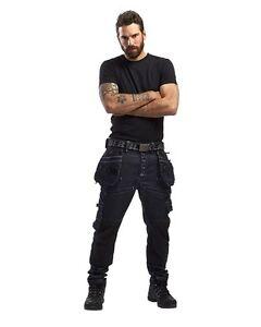 Blaklader Black Work Trousers