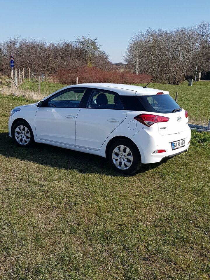 Hyundai i20, 1,1 CRDi 75 Trend, Diesel
