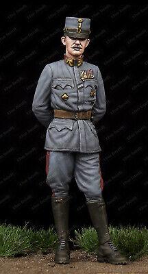 KUK-54004 Austro-Hungarian General WW I 1//32 resin figure-KUK Miniatures 54 mm