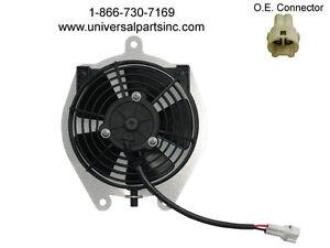 98 01 yamaha grizzly 600 kodiak 400 oil cooler spal fan o Yamaha Grizzly 660 Fuse Box