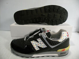 the best attitude 8731f e1421 Details about NEW BALANCE CLASSIC 576 SPORTS RUNNING MADE IN USA MEN SHOES  BLACK SIZE 7.5 NEW