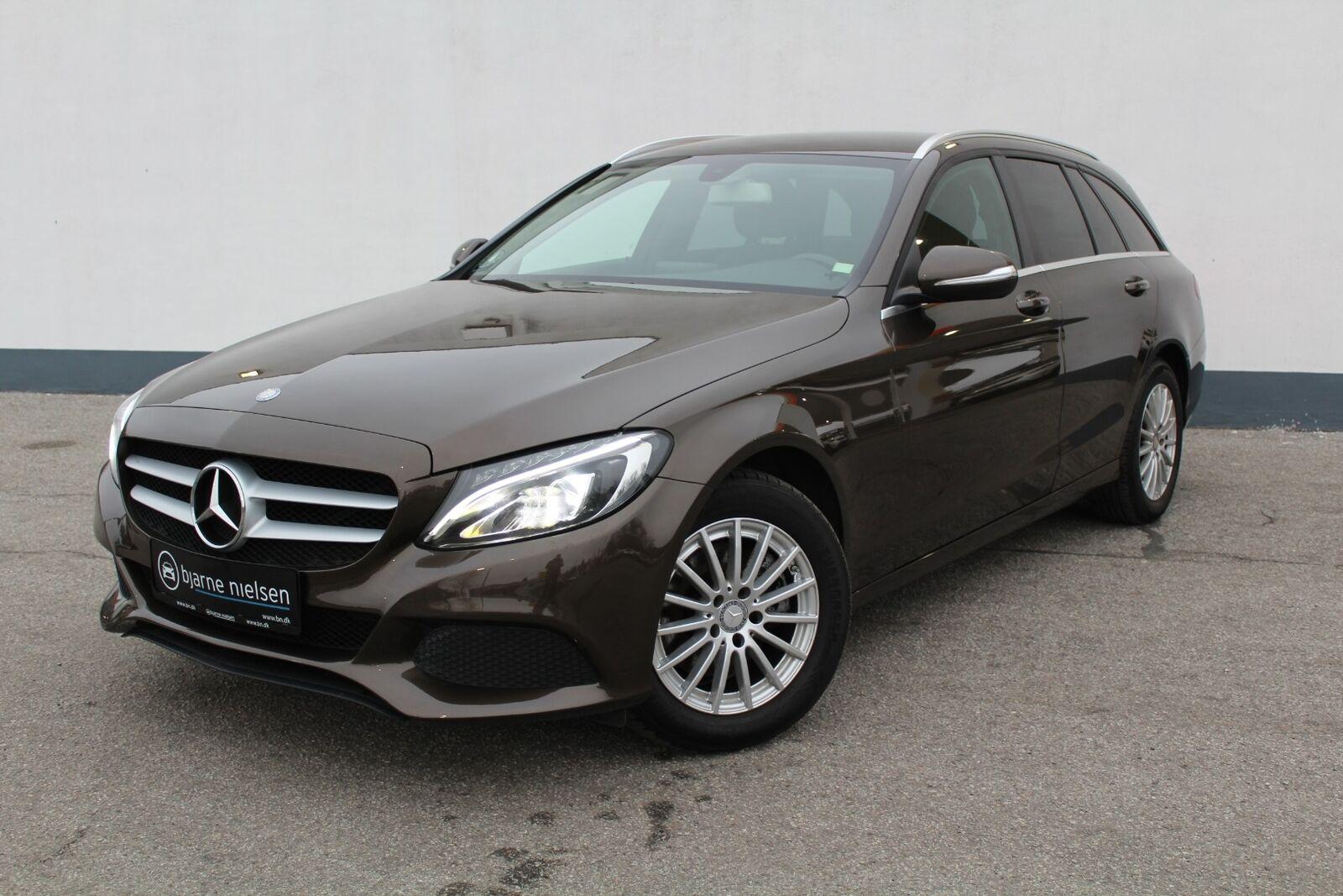 Mercedes C200 Billede 7