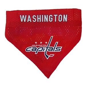 Washington-Capitals-NHL-Licensed-Pets-First-Dog-Pet-Reversible-Bandana-2-Sizes