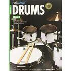 Rockschool Drums Grade 3 Exam Sheet Music Book With CD 2012 - 2018