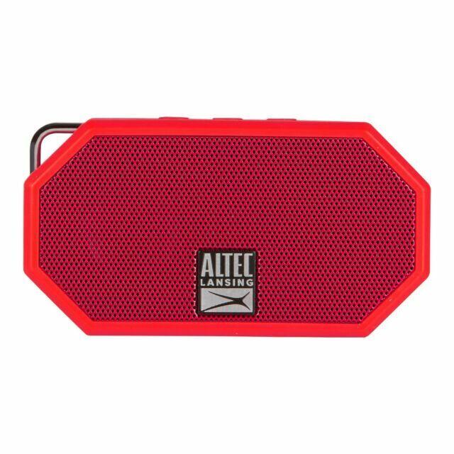Altec Lansing Mini H20 3 Rugged Bluetooth Speaker