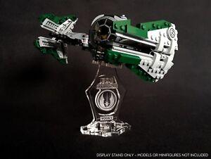 Presentoir-incline-pour-lego-75168-Yoda-039-s-Jedi-Starfighter