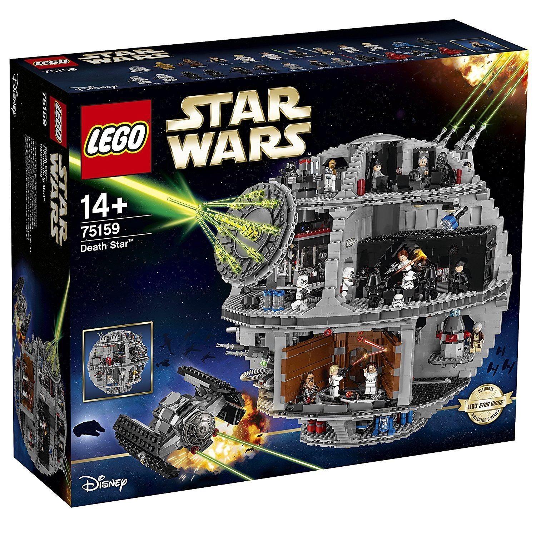 LEGO Estrella WARS 75159 Death Estrella™ C