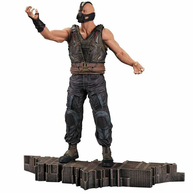 DC DIRECT BANE THE DARK KNIGHT RETURNS Estatua 1 12 18 CM