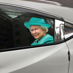 Funny Car Window Sticker Person Size Passenger Side Left Celebrity Universal Hot