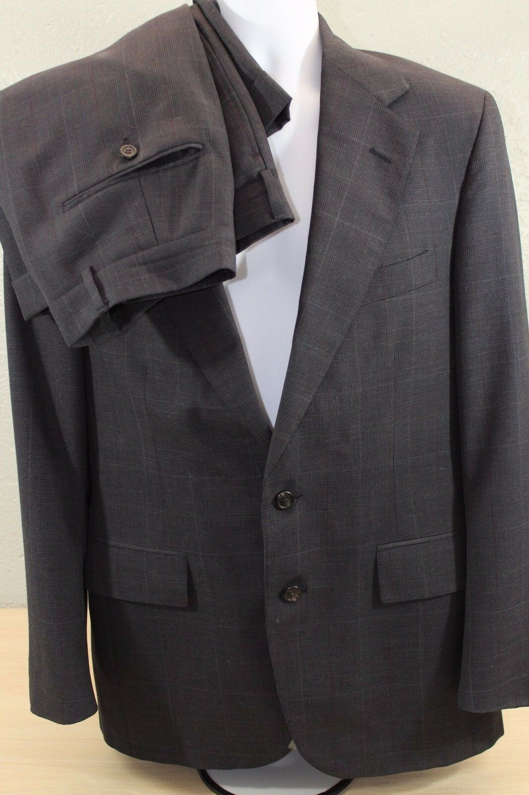 Polo University Club Ralph Lauren Dillard's Size 38R 38 R 2 Button Suit Set