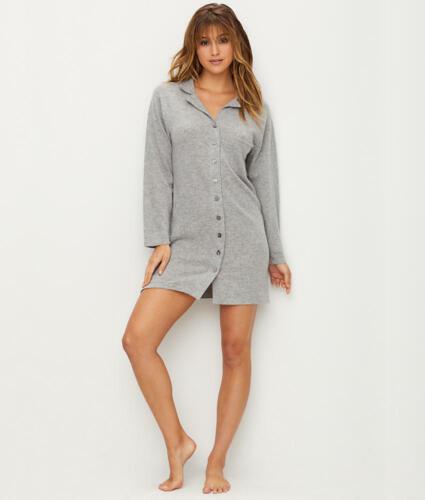 Women/'s Arlotta Cashmere Sleep Shirt