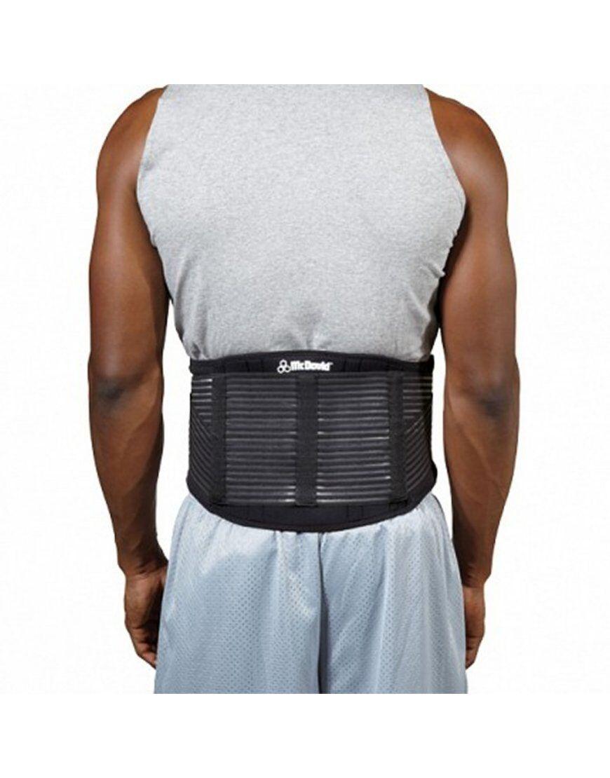 Mcdavid 493r Universal el dolor de espalda Soporte Cinturón   Correa Con Térmica Panel Trasero
