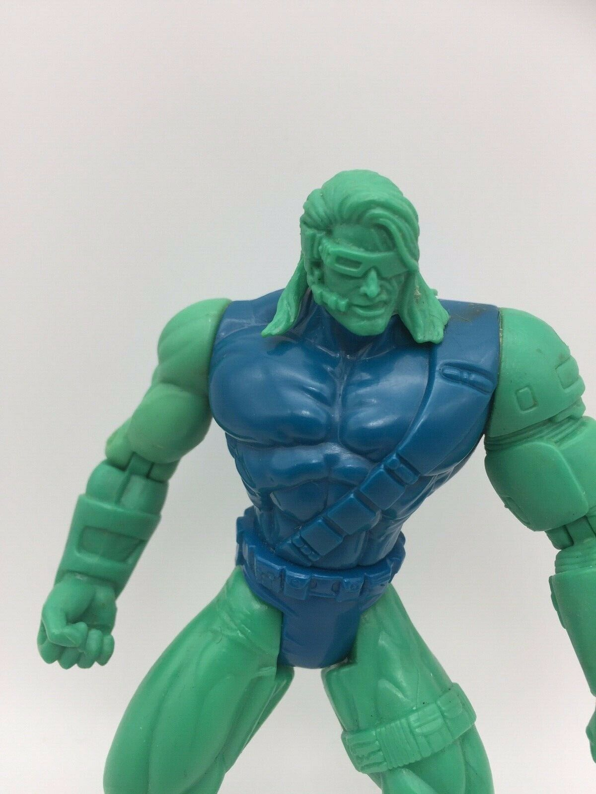 VINTAGE ProssoOTIPO Cyclops Action Figure Toy Toy Toy Biz X-men age of Apocalypse 1995 d4fbff