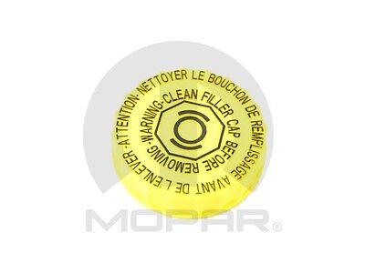 MOPAR 05072525AA Brake Master Cylinder Reservoir Cap