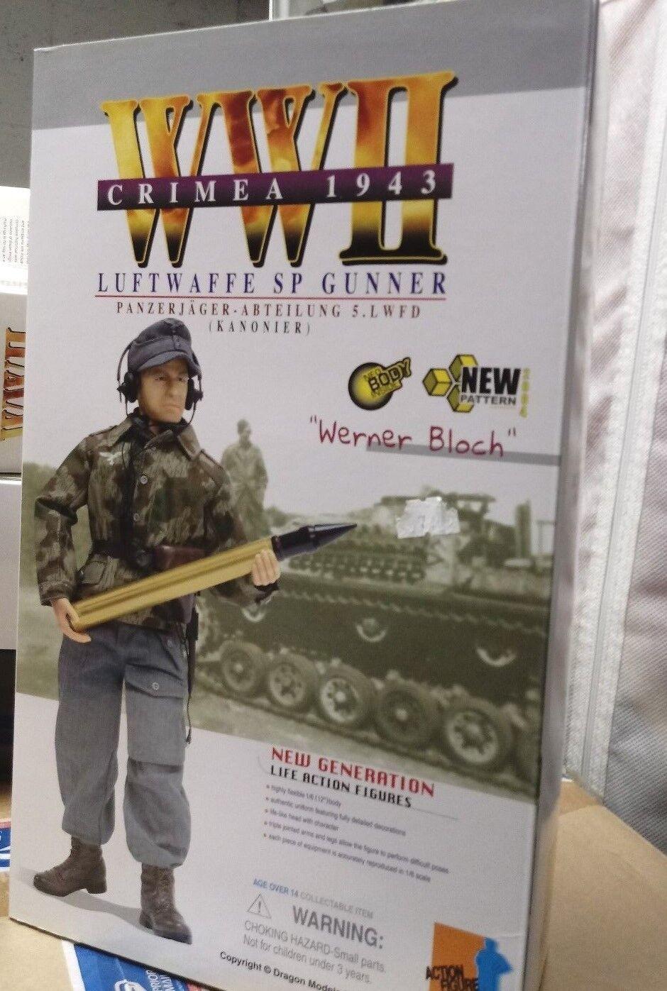 WW2  HG Panzergrenadier Div.  Stug.III Gunner Crimea 1943 Werner 1 6