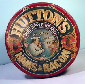 brand of bacon Vintage