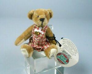 Joey Ganz Cottage Collectibles Miniature Bear By Linda Kunz Ebay