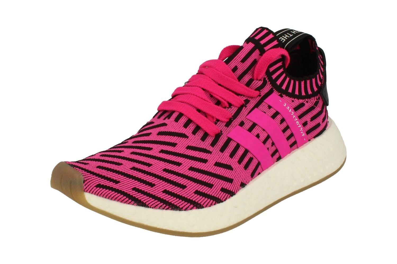 Adidas Originales Nmd_R2 PK Hombre Para Correr Zapatillas zapatillas zapatos BY9697