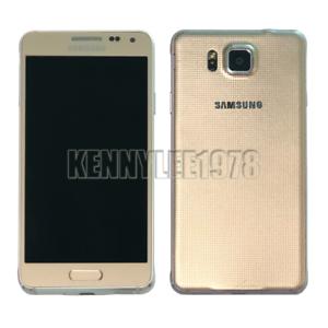 Samsung-Galaxy-Alpha-SM-G850F-32-Go-4-G-LTE-Gold-Unlocked-Smartphone-Excellent