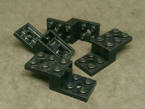 Black x4 Lego Bracket Step 2x5x1/&1//3 11215