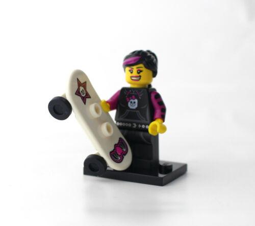 LEGO Minifiguren Minifigures 8827 Serie 6 Skaterin Skateboarderin