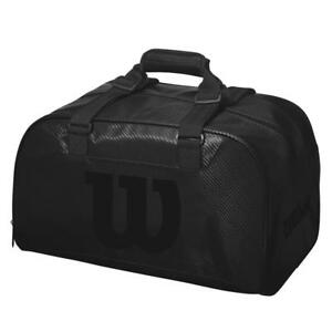 023f4c9c7f Wilson Duffle Tennis Bag Black WRZ842891 for sale online